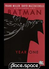 BATMAN YEAR ONE BY FRANK MILLER - SOFTCOVER GRAPHIC NOVEL