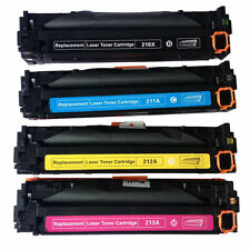 4 PK NON-OEM TONER CARTRIDGE SET CANON 131A 131 IMAGECLASS LBP7110CW MF8280CW