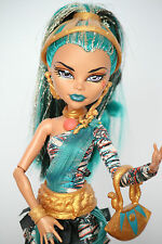 Monster High Puppe Nefera de Nile Basic / Serie 1 wave 1 komplett complete