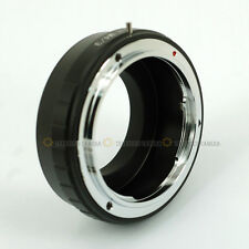 Konica-M4/3 Adapter Ring Konica AR Lens to Micro 4/3 Olympus Panasonic Camera