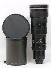 Nikon NIKKOR 500mm f/4 ED VR G AF-S SWM IF N M/A A/M Lens