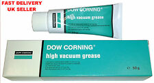 Dow Corning High Vacuum Grease Seal Gaskets 50g Stopcock Glassware Lubrication