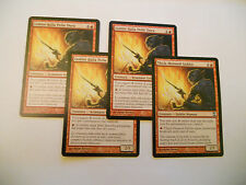 4x MTG Goblin dalla Pelle Dura-Thick-Skin Magic EDH TS Time Spiral ITA-ING x4