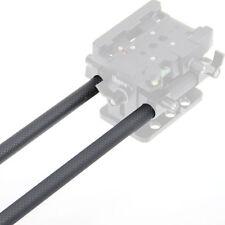 15mm Carbon Fiber Rod 30cm Length For DSLR Camera Rig Cage Shoulder Support
