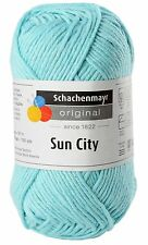 Schachenmayr Sun City Knitting Wool Cotton 50g Spring Summer - 00265 #10L177