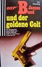JAMES BOND + 007 + UND DER GOLDENE COLT + IAN FLEMING + SCHERZ + 1992 +