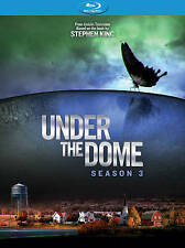 Under the Dome: Season Three (Blu-ray Disc, 2015, 4-Disc Set)