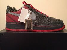 Nike Air Force 1 Supreme '07 Moses Malone Size 12 Leather/Nubuck Deadstock KITH