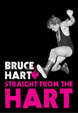 Straight from the Hart by Bruce Hart (Paperback, 2011) WWE, Wrestling