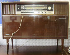 VINTAGE GRUNDIG RADIOGRAM FOR A PROJECT