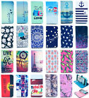 PU Leather Wallet Flip Stand Case Cover Rubber Skin For iPhone 4 5S 5C 6 6S Plus