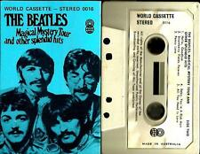 The Beatles rare cassette album- Magical Mystery Tour & Other Splendid Hits