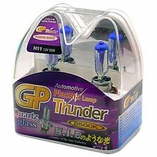 GP Thunder 8500K H11 Plasma White Bulbs for Fog Light Headlamp Cornering Lights