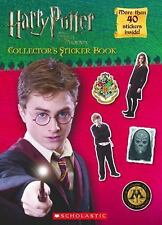 Harry Potter and the Order of the Phoenix Collector's Sticker Book by Scholasti
