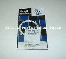 ACL 1T1957-STD Thrust Washer Bearings Honda D16a D16y D16z B18a B18b B18c 55mm