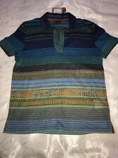 The Finest Hand Made Missoni Men's T-Shirt. RRP £645