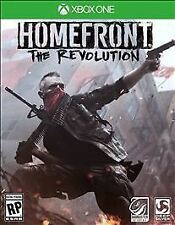 Homefront: The Revolution Steelbook Edition(Microsoft Xbox One, 2016)