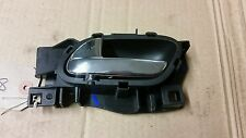 2009 Peugeot 308 S HDI 1.6 Passenger Nearside Rear / Front Interior Door Handle