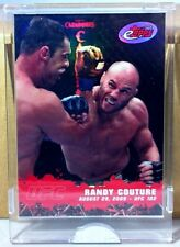 2009 ETOPPS IN HAND RANDY COUTURE UFC 102 399/839