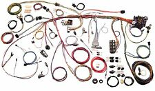1969 Ford Mustang American Autowire Wiring Harness