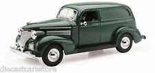 NEW RAY 1939 CHEVY SEDAN DELIVERY GREEN 1/32 NEW DIECAST CAR SS-55053