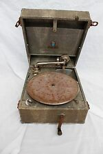Vintage Dulcetto Wind-Up Gramophone