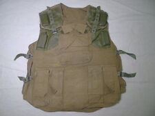 Soviet Russian Army Assault bulletproof vest 6B3 Cotton cover,Afghanistan war 1