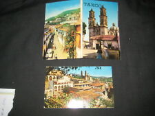 Texco Mexico Lot of 8 Postcards      kpc03