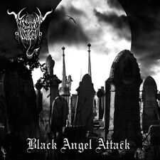 Black Angel/Night Witchcraft - Black Angel Attack CD