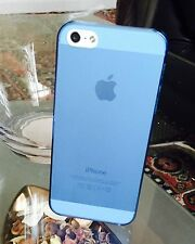 Genuine Brand New TUCANO SOTTILE IPhone 5/5S Case (Blue) *IN ORIGINAL PACKGING*