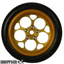 Pro Track Magnum Series Drag Front Wheels, 3/4 O-Ring, Gold