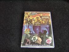 THE PHANTOM EMPIRE CLIFFHANGER SERIAL 12 CHAPTERS 2 DVDS