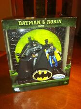 BATMAN & Blue ROBIN NIGHTWING TOYS R US EXCLUSIVE FIGURES DC DELUXE 2-PACK CHASE