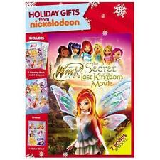 Winx Club: Secret of the Lost Kingdom Movie, New DVDs