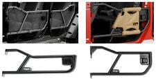 Warrior Adventure Tube Doors w/ Paddle Handles 97-06 Jeep Wrangler TJ Unlimited