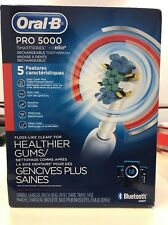 Oral-B Pro 5000 Smartseries  Electric Toothbrush Bluetooth New Open Box