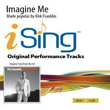 Kirk Franklin - Imagine Me - Accompaniment Track
