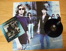 "BON JOVI - BED OF ROSES LIMITED EDITION 12"" VINYL DISC + GIANT POSTER"