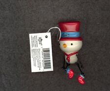 Snowman Christmas Tree Ornament by Russ-Decoration-Stocking Stuffer-COLE