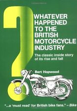What Happened to the British Motorcycle Industry (83-127787AE)