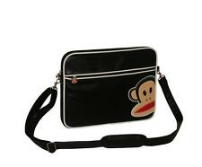 Paul Frank-Acolchado technology/laptop Shoulder Bag-Negro