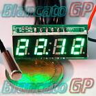 MICRO TERMOMETRO DIGITALE -30~70℃ LED VERDE NTC termistore auto moto camper kfz