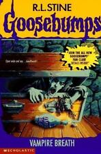 Vampire Breath (Goosebumps, No 49)