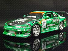 Hotworks 1:24 Nissan Silvia S15 200sx 240sx D1 Drift Nismo HKS JDM Sports Car