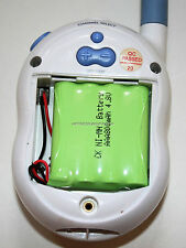 TOMY WALKABOUT PREMIER ADVANCE BABY MONITOR RECHARGEABLE BATTERY TP1344B 4.8v