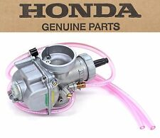 New Genuine Honda Carburetor 03-04 CR85 R RB Expert Complete Carb #Y09