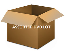 WHOLESALE LOT OF 30 USED AND NEW DVDS. (FREE SHIPPING!)