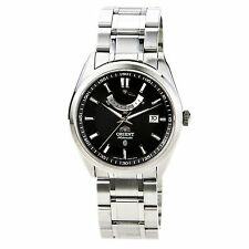 Orient FFD0F001B Men's Black Dial Power Reserve Automatic Watch