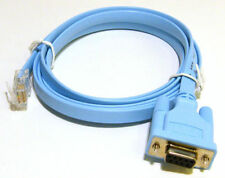 Linksys Cisco RS232 DB9 to RJ45 Cat5e CAT6 Router Cable