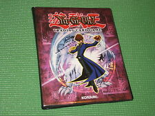 YuGiOh Binder - Blue-Eyes White Dragon / Kaiba Konami Card Folder - A5 [#19]